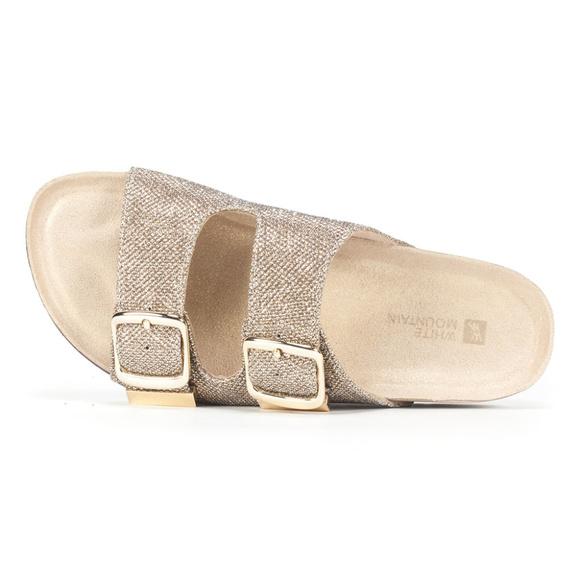 Gold Glitter Sandal   Poshmark